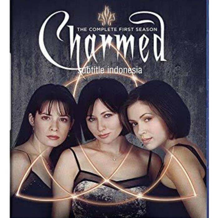 Suka Nonton Film Series Barat? Rekomendasi Buat Kamu DVD Charmed Series