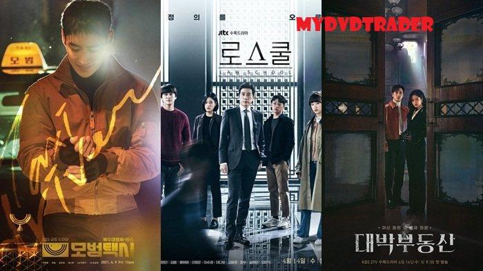 Rilis DVD Baru 2021: Semua Film Dan Acara TV Terbaru