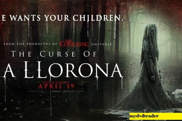 Review Film The Curse of La Llorona