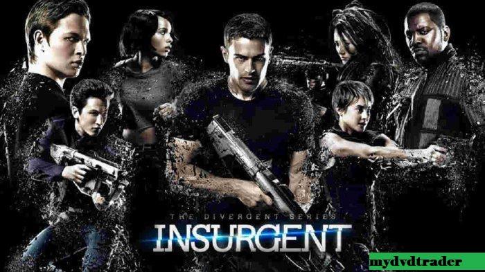 Review Film 'The Divergent Series: Insurgent'